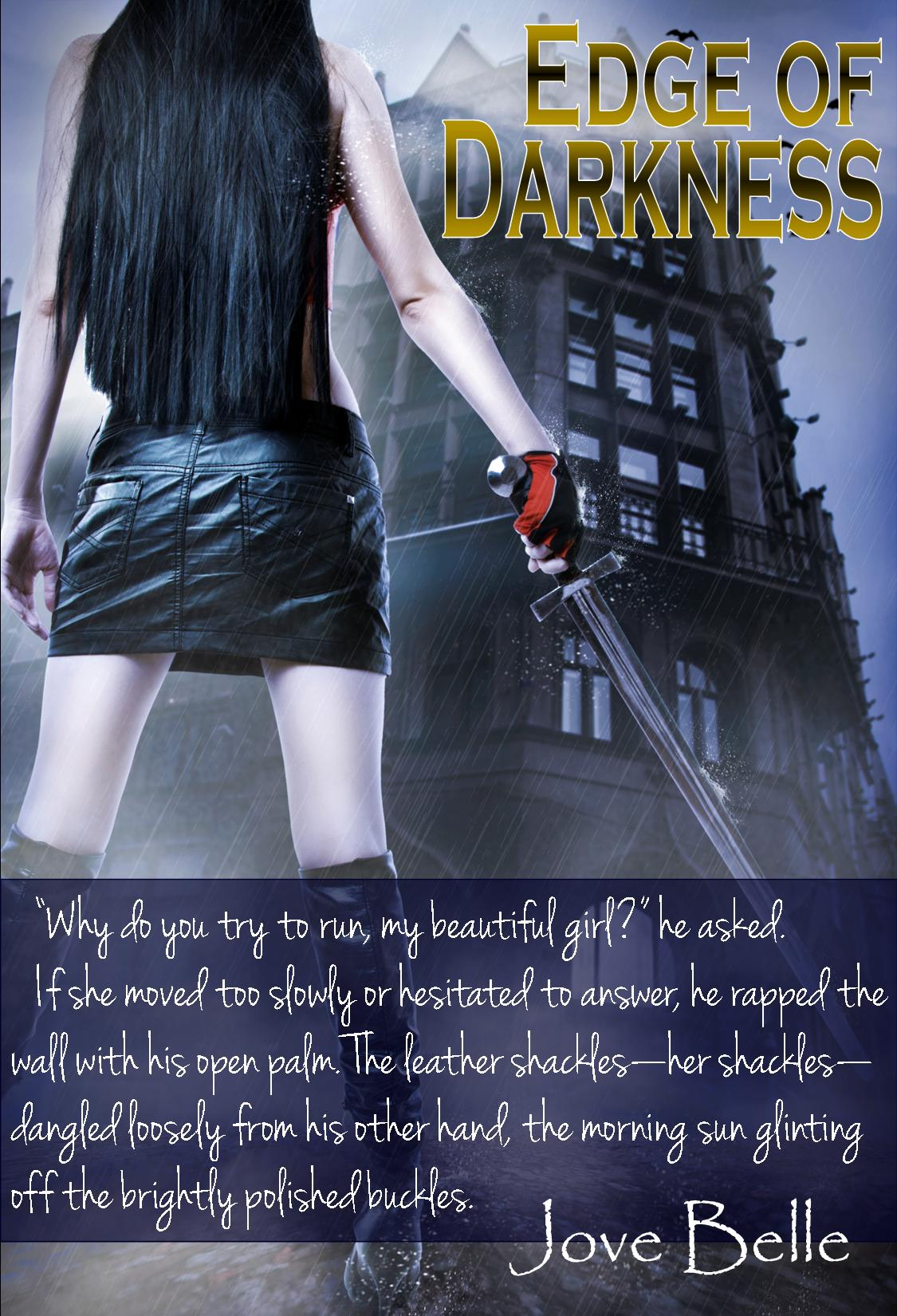 Edge of Darkness Quote