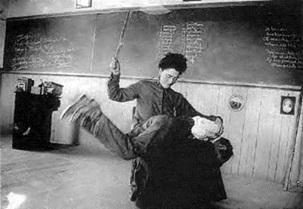 teacher-paddling