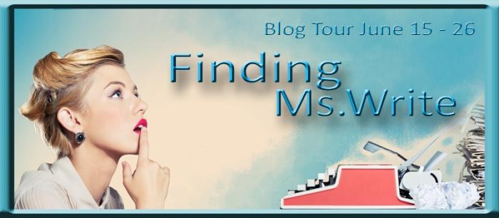 Finding Ms Write blog tour.1